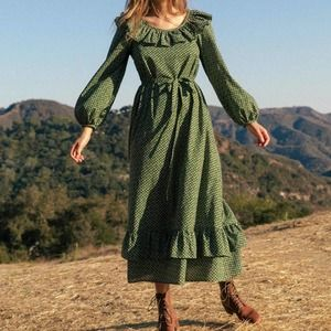Christy Dawn NWT Conley Dress Linden Anemone Field